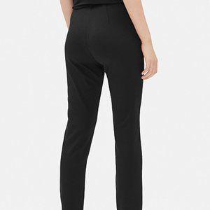 Eileen Fisher System Stretch Ponte Knit Slim Pant
